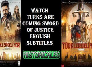 Watch Turks are coming Sword of Justice | Türkler geliyor Adaletin Kılıcı | Movie with English Subtitles
