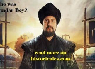 Real history of Dundar Bey in Kurulus Osman Season