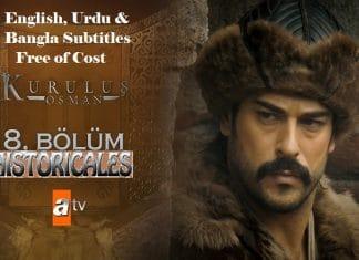 Watch Kurulus Osman Episode 8 with English, Urdu & Bangla Subtitles Free of Cost