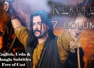kurulus osman episode 7 with English Subtitles