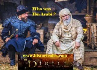 Real History of Ibn Arabi in Dirilis Ertugrul Season