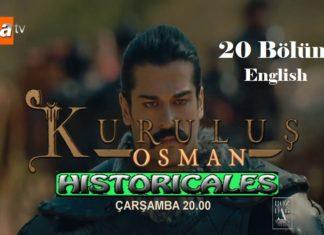 Watch Kurulus Osman Episode 20 (20 Bolum) with English, Urdu & Bangla Subtitles Free of Cost