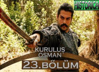 Watch or Download Kurulus Osman Episode 23 (23 Bolum) with English, Urdu & Bangla Subtitles Free of Cost