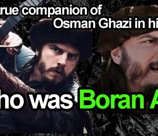 Boran Alp in Kurulus Osman is a Real Character or a Fictional- Explained