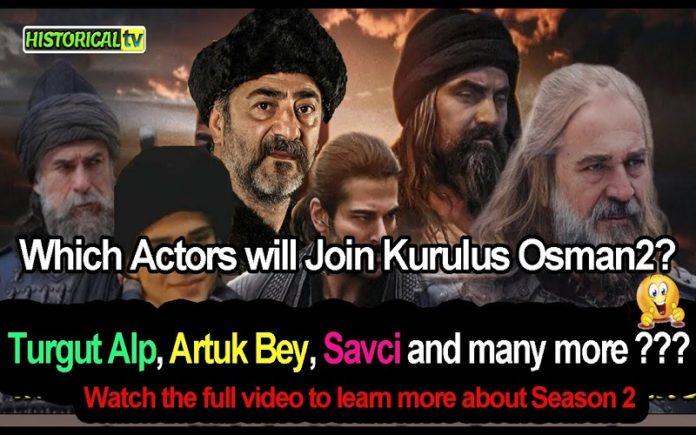 Kurulus Osman Season 2 Cast   Which Actors will Join Kurulus Osman Season 2 English Subtitles