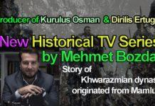 "New Historical Series ""Jalal ad-Din Khwarazmshah"" by Mehmet Bozdag"
