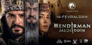Release Date of Mendirman Celaleddin (Mendirman Jaloliddin) Series