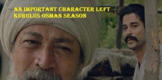 Kurulus Osman Season 2 Latest News about Sheikh Edebali