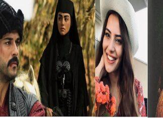 Yağmur Öztürk (yagmurztrk) will play the Role of Malhun Hatun in Kurulus Osman Season 2