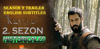 Kurulus Osman Season 2 Trailer with English Subtitles