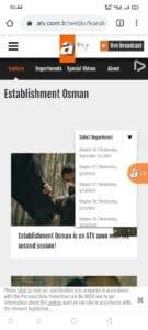 kurulus osman Episode 28