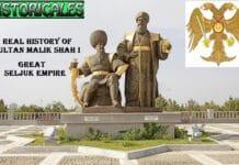 Real History of Seljuk Sultan Malik Shah I in Uyanis Buyuk Selcuklu Series