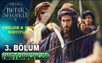 Uyanis Buyuk Selcuklu Episode 3 English & Urdu Subtitles