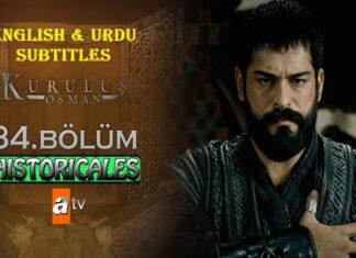 Watch Kurulus Osman Episode 34 (Season 2 Episode 7) with English & Urdu Subtitles Free of Cost