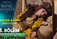 Uyanis Buyuk Selcuklu Episode 8 English & Urdu Subtitles