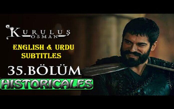 Watch Kurulus Osman Episode 35 (Season 2 Episode 8) with English & Urdu Subtitles Free of Cost