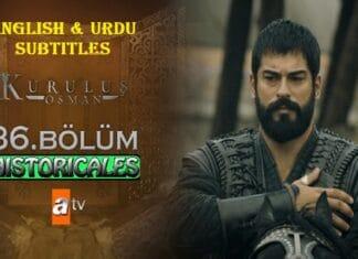 Watch Kurulus Osman Episode 36 (Season 2 Episode 9) with English & Urdu Subtitles Free of Cost