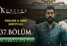 Watch Kurulus Osman Episode 37 (Season 2 Episode 10) with English & Urdu Subtitles Free of Cost