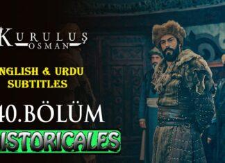 Kurulus Osman Episode 40 (Season 2 Episode 13) English & Urdu Subtitles Free of Cost