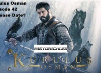 Kurulus Osman Episode 42 will not on air Next Week?