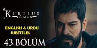 Kurulus Osman Episode 43 (Season 2 Episode 16) English & Urdu Subtitles