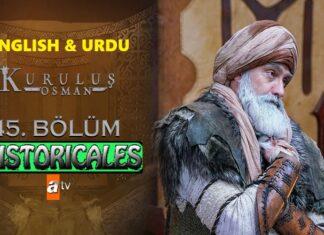 Kurulus Osman Episode 45 (Season 2 Episode 18) English & Urdu Subtitles Free of Cost