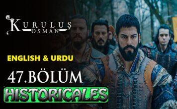 Kurulus Osman Episode 47 (Season 2 Episode 20) English & Urdu Subtitles Free of Cost