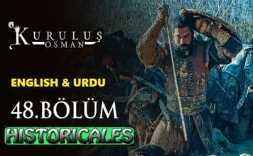 Kurulus Osman Episode 48 (Season 2 Episode 21) English & Urdu Subtitles Free of Cost