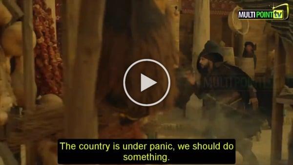 Mendirman Jaloliddin Episode 8 (Jalaluddin KhwarazmShah) English & Urdu Subtitles 1