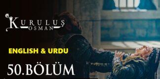 Kurulus Osman Episode 50 (Season 2 Episode 23) English & Urdu Subtitles Free of Cost