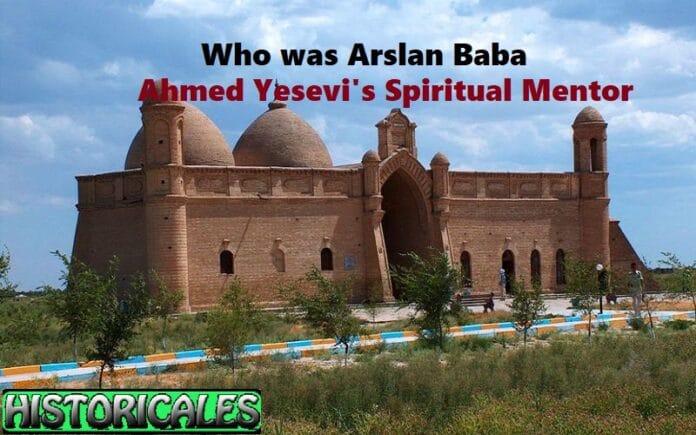 Who was Arslan Baba   Arystan Bab   Mavera Series Character