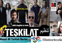 Watch Teskilat Episode 12 English & Urdu Subtitles Free of Cost