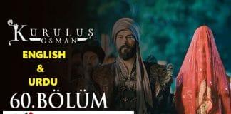 Kurulus Osman Season 2 Episode 60 English & Urdu Subtitles Free of Cost