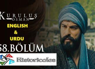 Kurulus Osman Episode 58 (Season 2 Episode 31) English & Urdu Subtitles Free of Cost