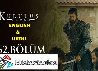 Kurulus Osman Episode 62 (Season 2 Episode 35) English & Urdu Subtitles Free of Cost