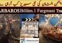 Barbaroslar Episode 1 Trailer | Barbaroslar Official Trailer Free | Barbaroslar Release Date