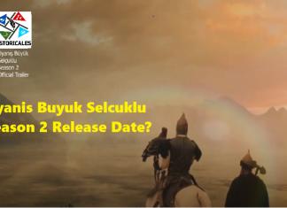 Uyanis Buyuk Selcuklu Season 2 (Great Seljuks Season 2) Release Date