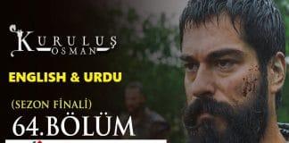 Kurulus Osman Episode 64 (Season 2 Episode 37) English & Urdu Subtitles Free of Cost