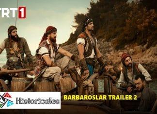 Barbaroslar Trailer 2 | Barbaroslar Second Promo & Release Date