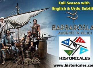 Watch Barbaroslar Episode 6 with English & Urdu Subtitles (Barbaroslar Akdeniz'in Kilici Episode 6) Free of Cost