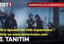 Barbaroslar Trailer 3 | Barbaroslar Akdeniz'in Kılıcı 3 Tanitim Free