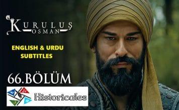 Kurulus Osman Episode 66 (Season 3 Episode 2) English & Urdu Subtitles Free of Cost