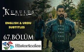Kurulus Osman Episode 67 (Season 3 Episode 3) English & Urdu Subtitles Free of Cost